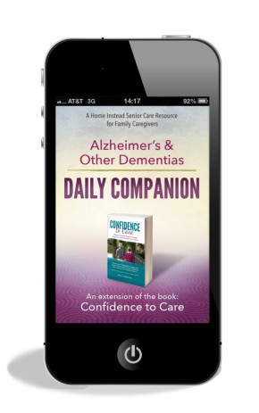 Confidence to care app